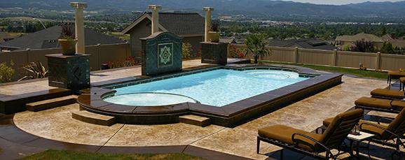 Fiberglass Pools Manufacturer San Juan Fiberglass Pool Spas Since 1958